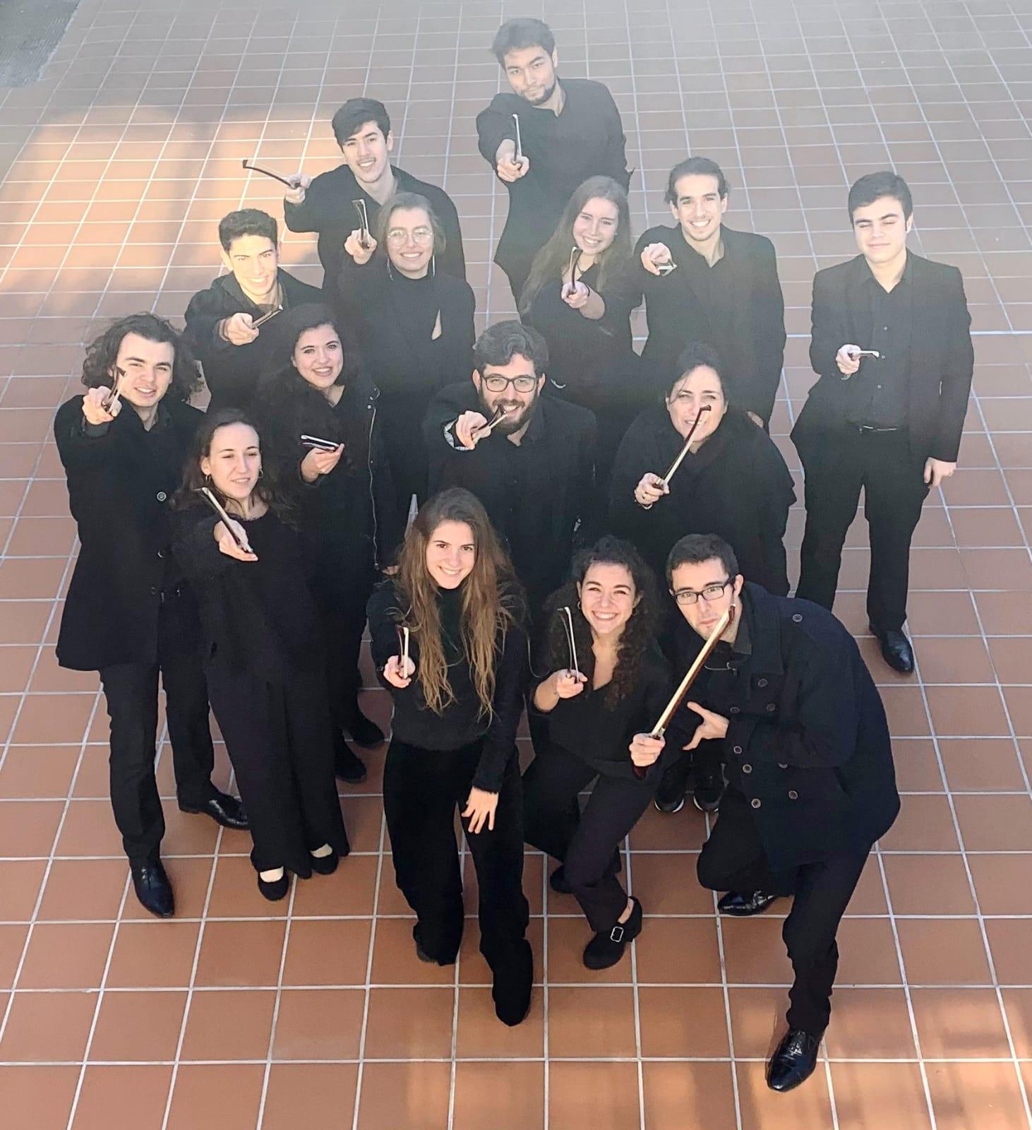 Imagen del Evento Cello Ensemble Forum Musikae