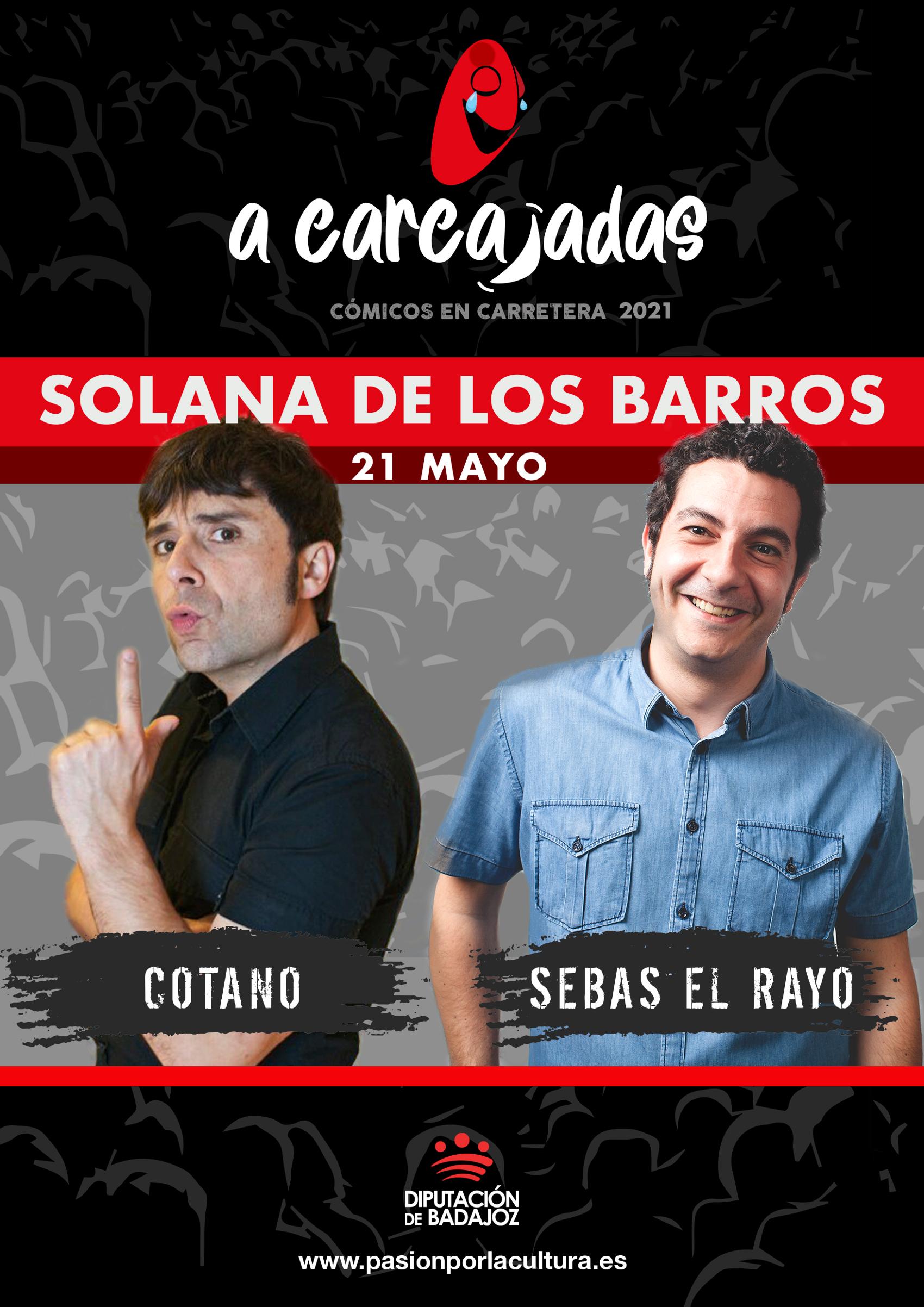 Imagen del Evento Cotano & Sebas el Rayo