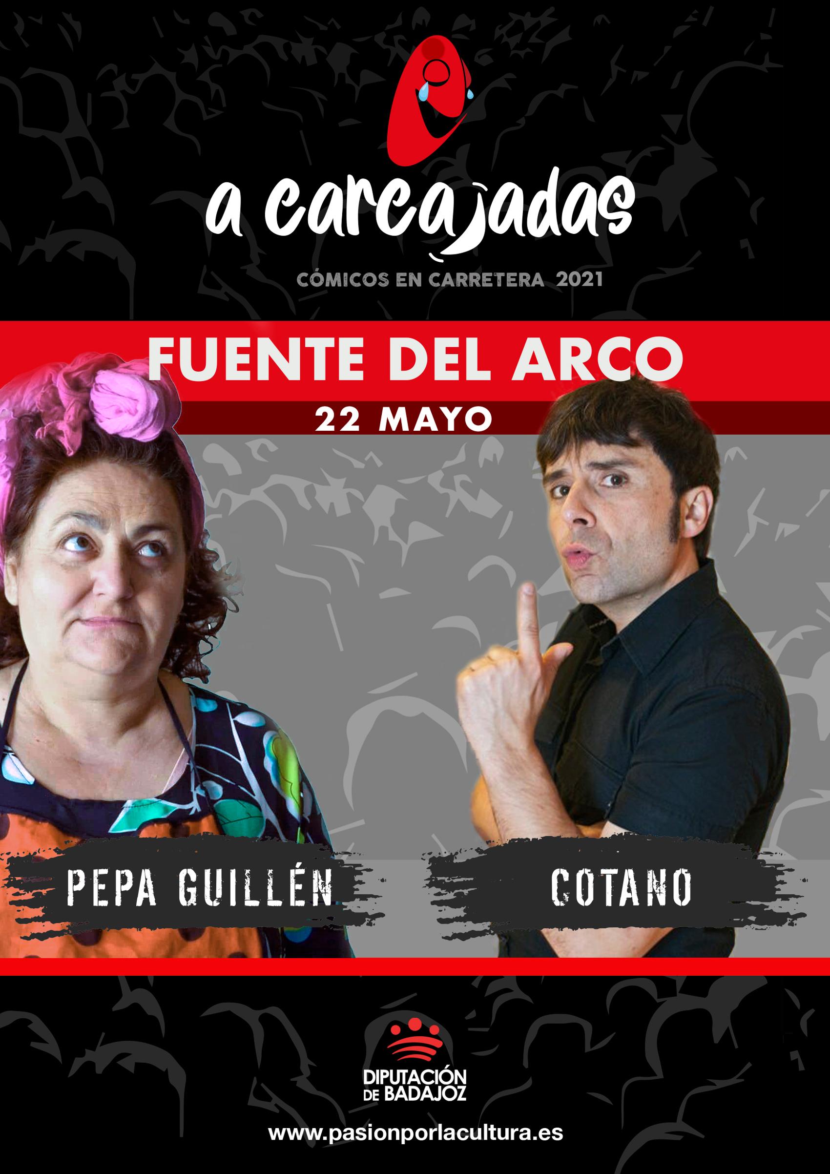 Imagen del Evento Pepa Guillén & Cotano