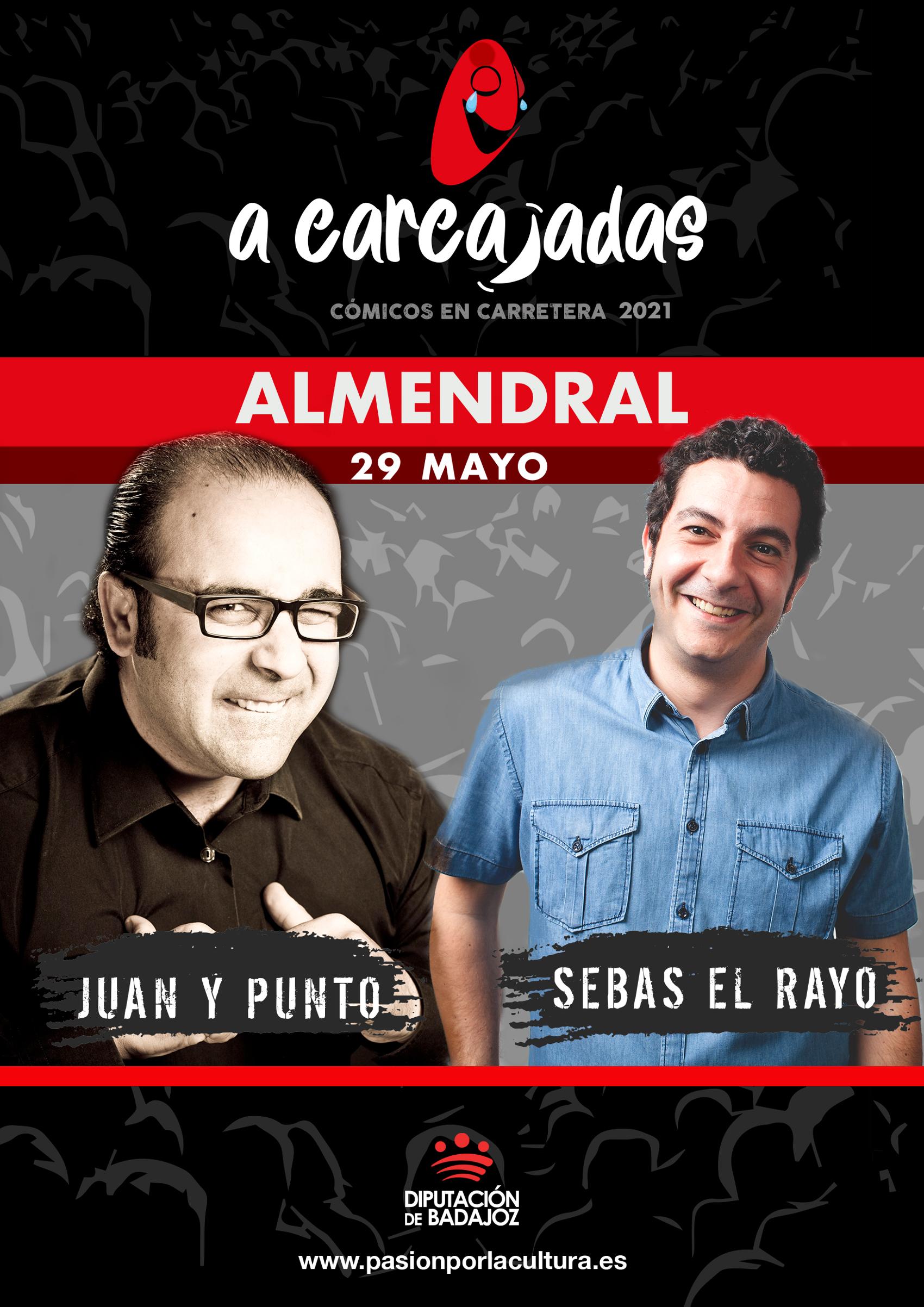 Imagen del Evento Juan y Punto & Sebas el Rayo