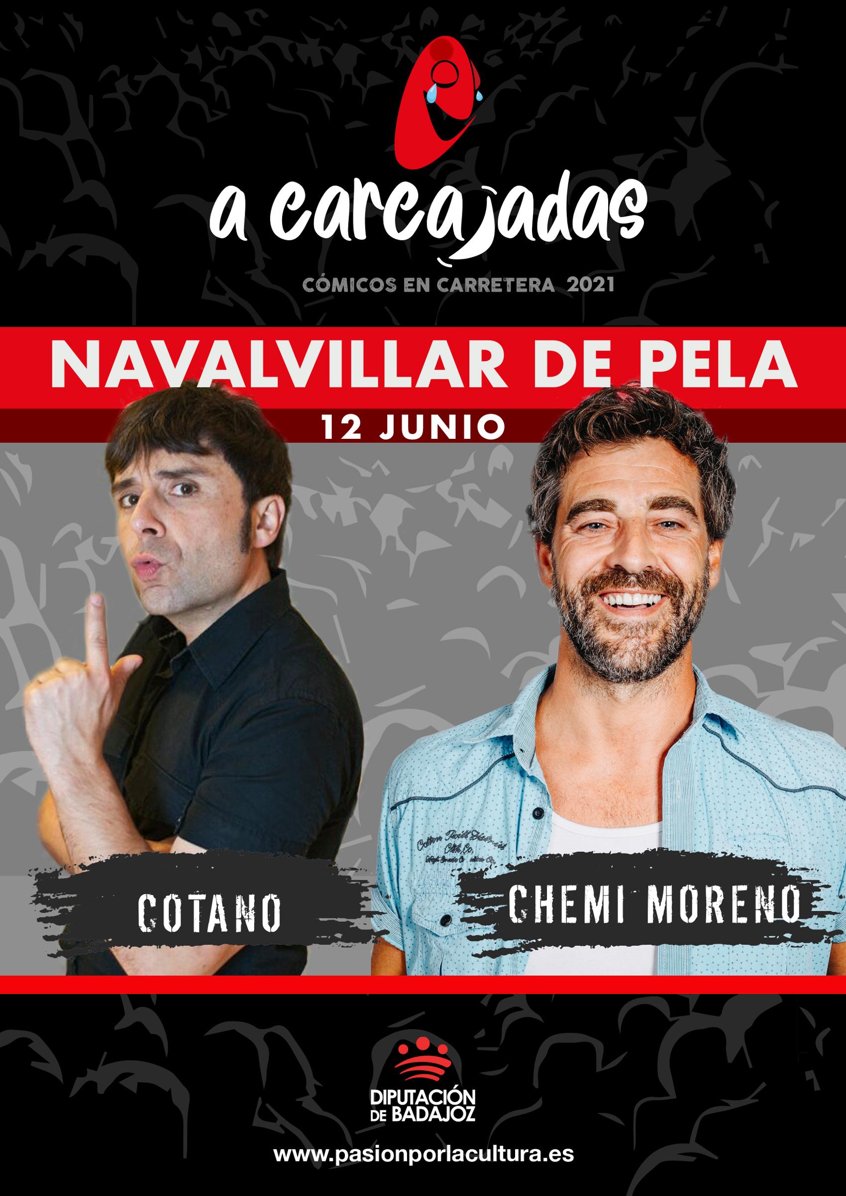 Imagen del Evento Cotano & Chemi Moreno
