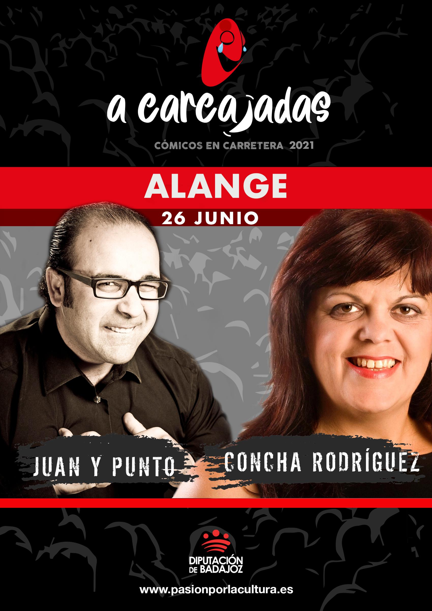 Imagen del Evento Juan y Punto & Concha Rodríguez