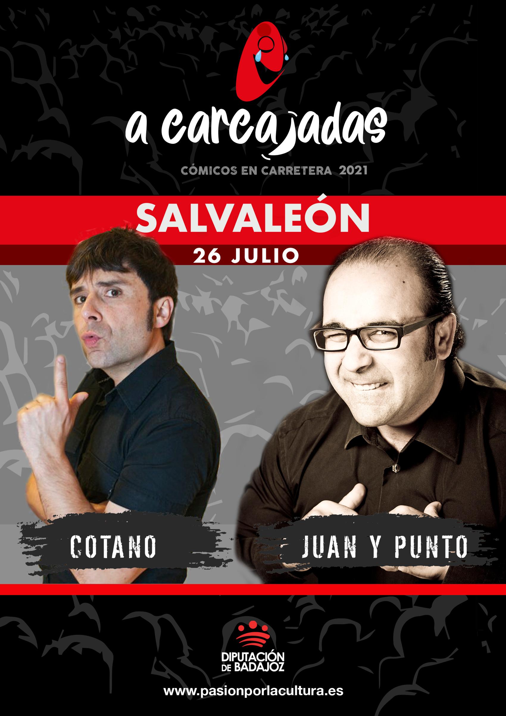 Imagen del Evento Cotano & Juan y Punto