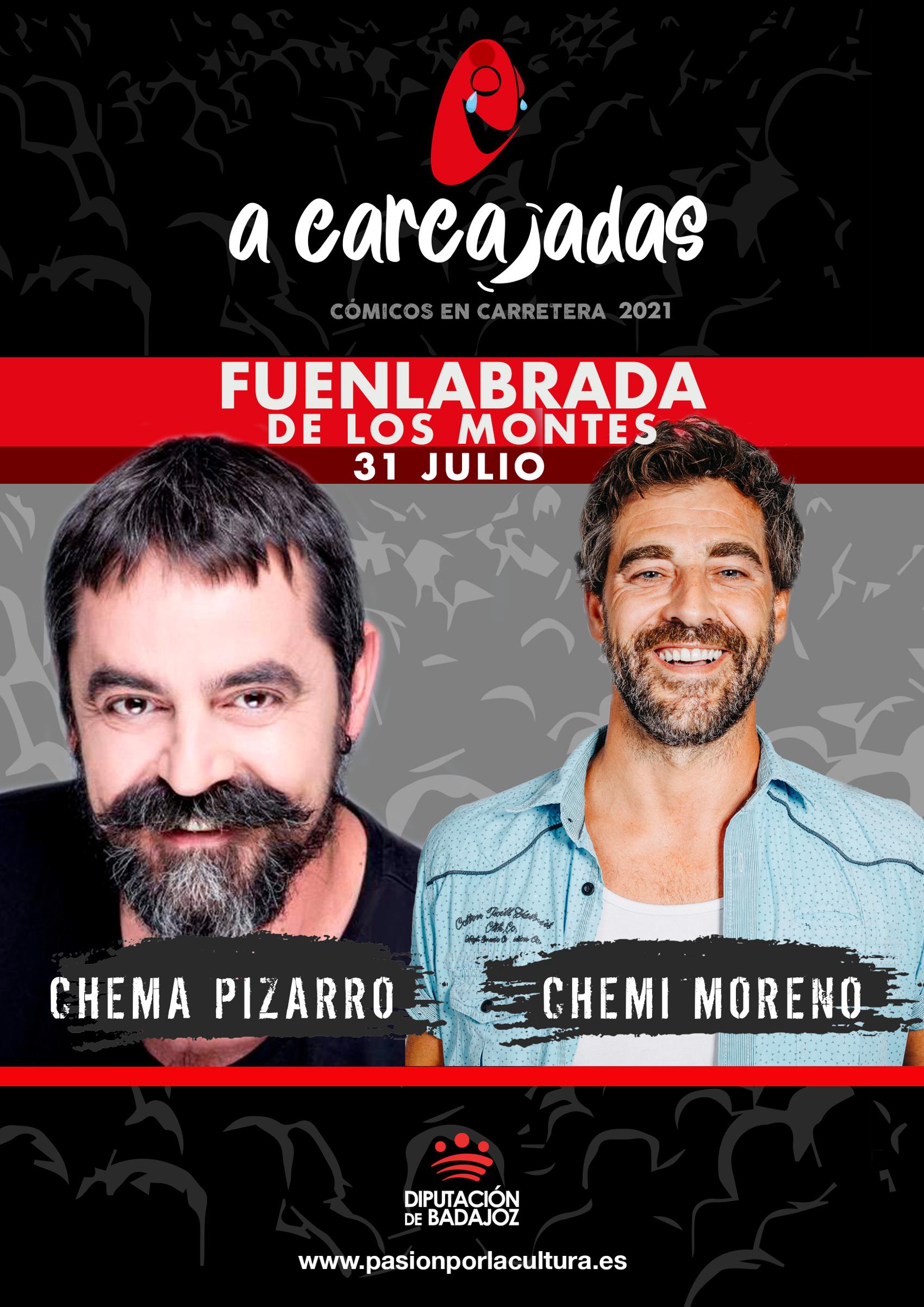Imagen del Evento Chema Pizarro & Chemi Moreno