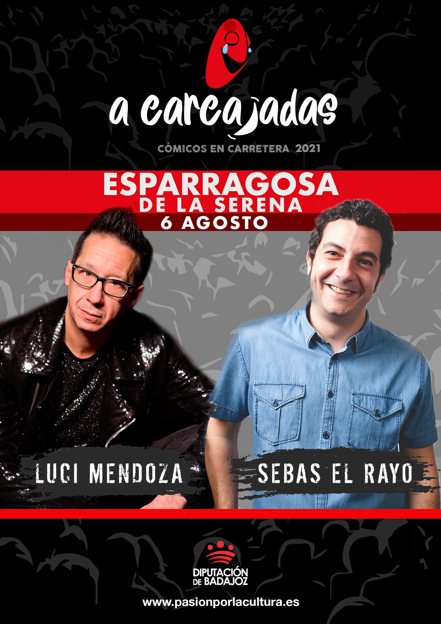Imagen del Evento Luci Mendoza & Sebas el Rayo