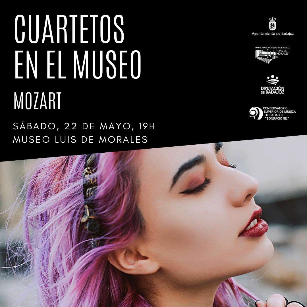 Imagen del Evento Cuartetos en el Museo