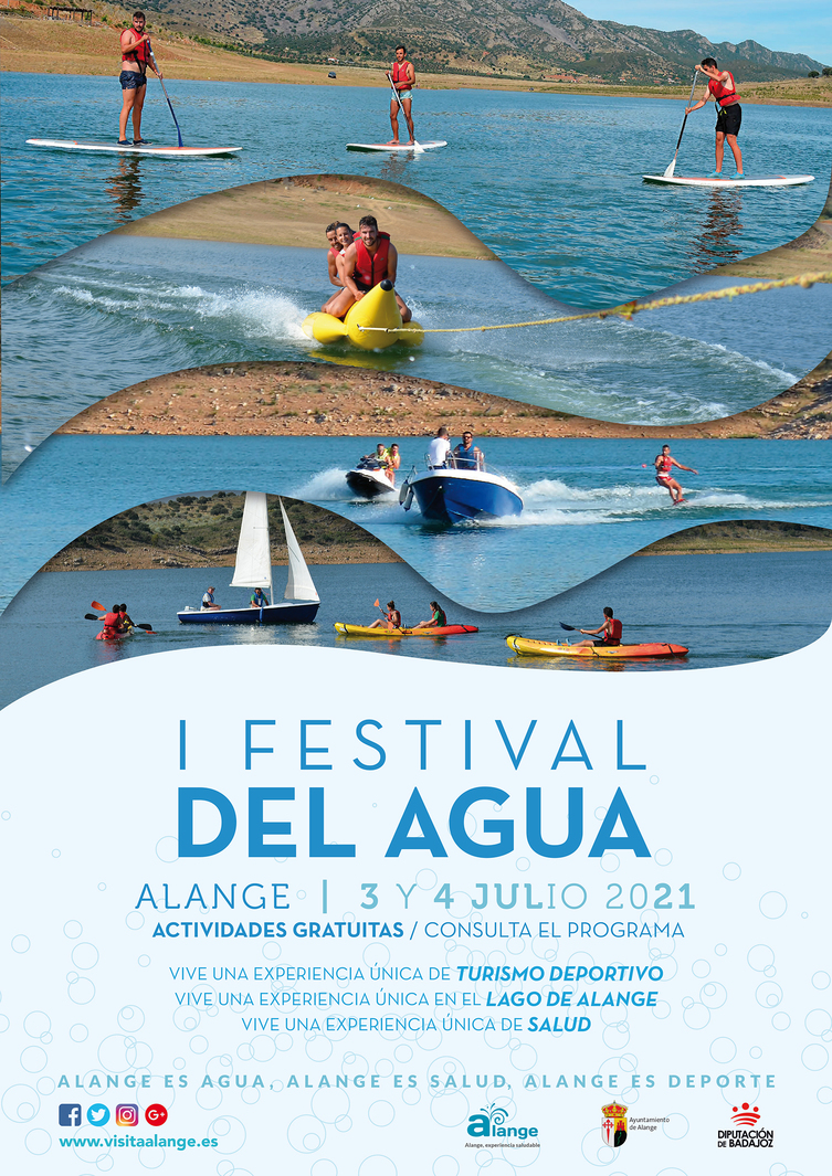 Imagen del Evento I Festival del Agua en Alange