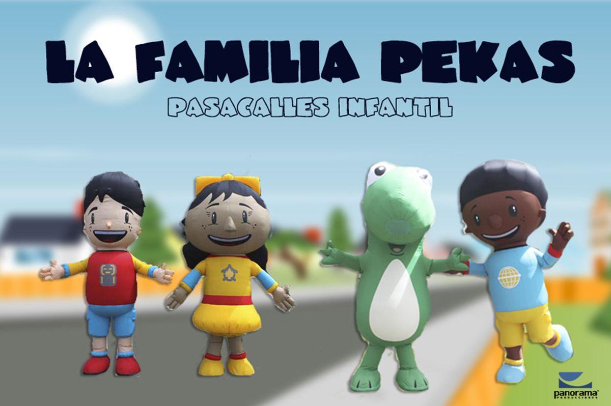 Imagen del Evento La familia Pekas