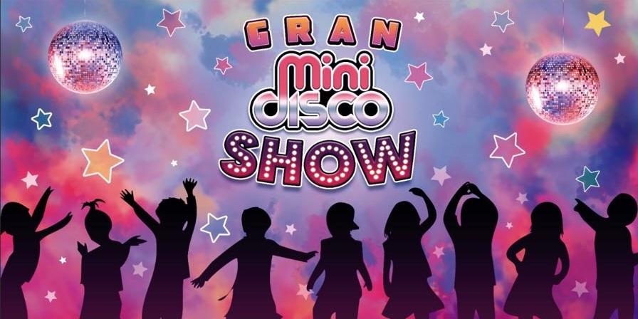Imagen del Evento La gran mini disco show