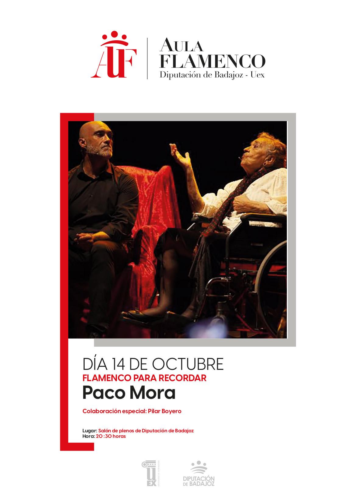 Imagen del Evento Flamenco para recordar