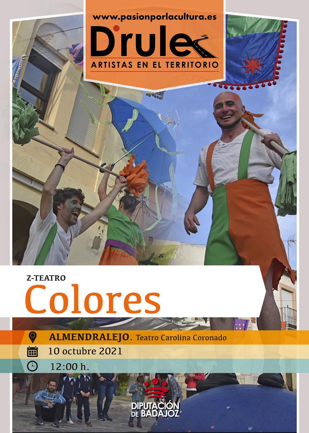 Imagen del Evento Colores