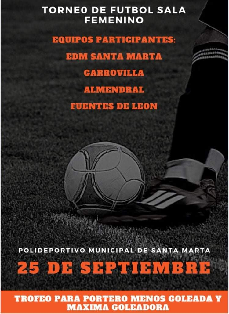 Imagen del Evento Torneo Femenino de Fútbol Sala