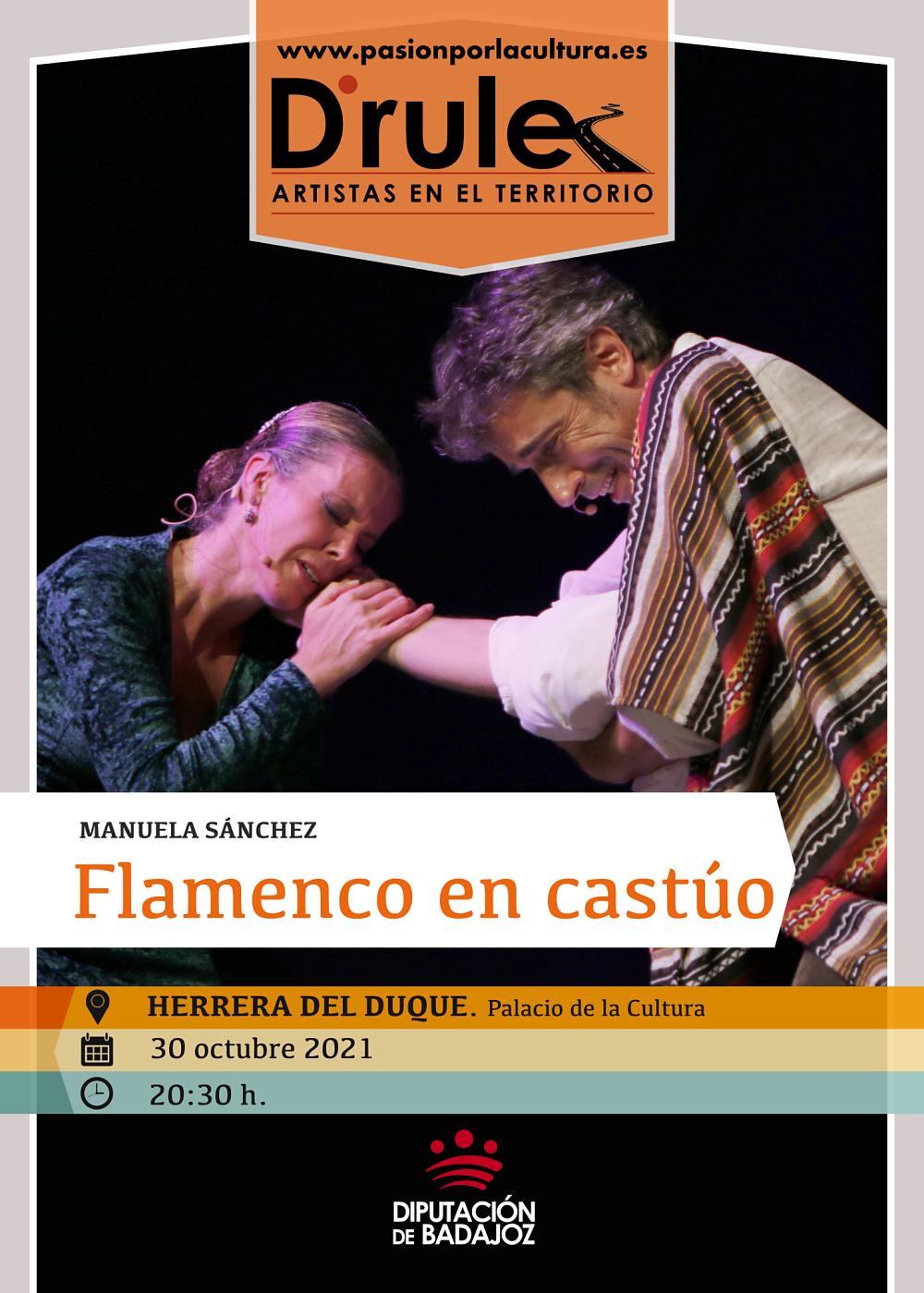 Imagen del Evento Flamenco en Castúo