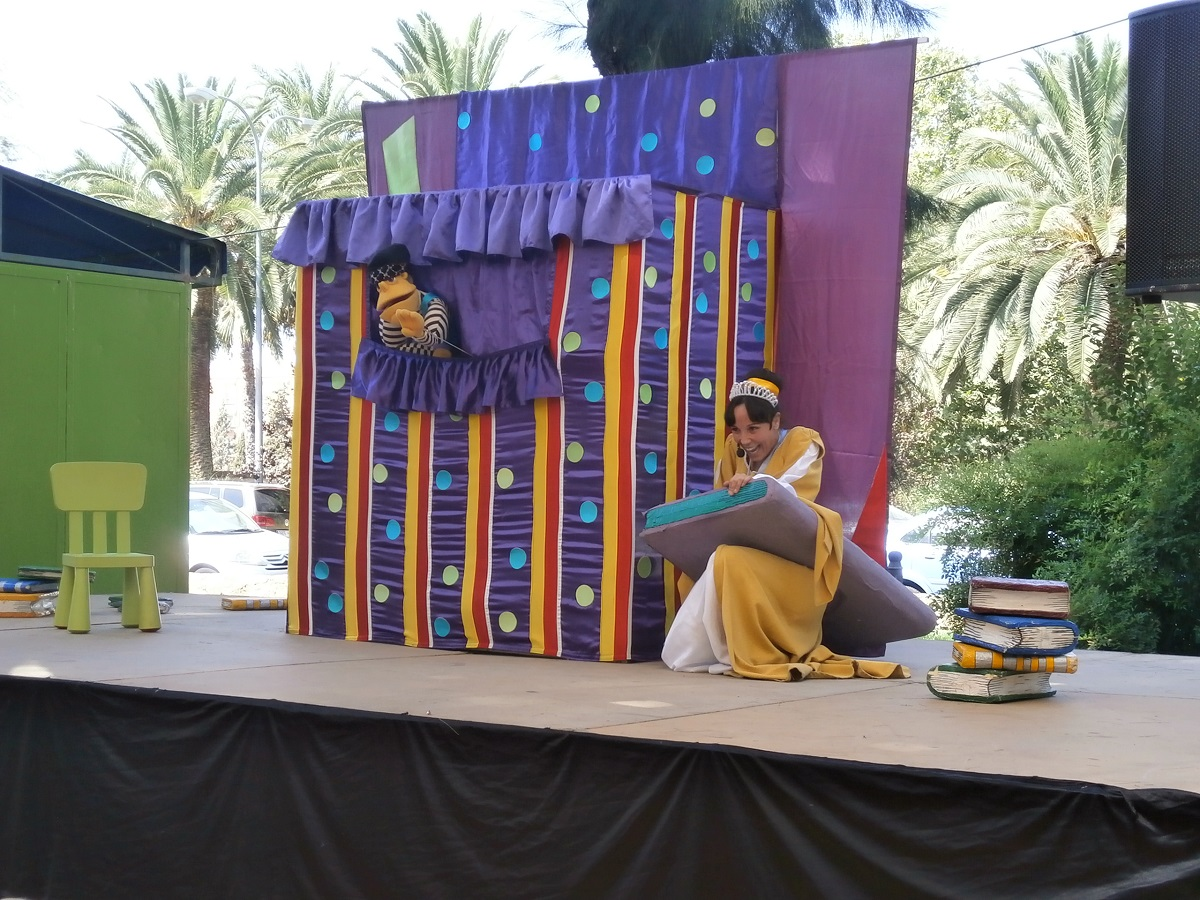 Imagen del Evento La Princesa y el Pirata