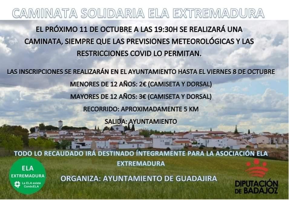 Imagen del Evento Senderos de Guadajira