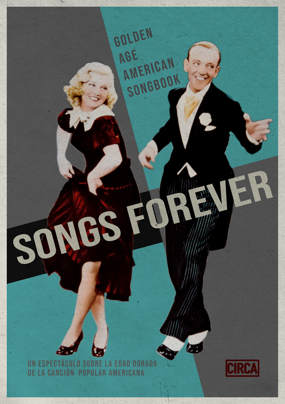 Imagen del Evento Songs Forever: Golden Age American Songbook
