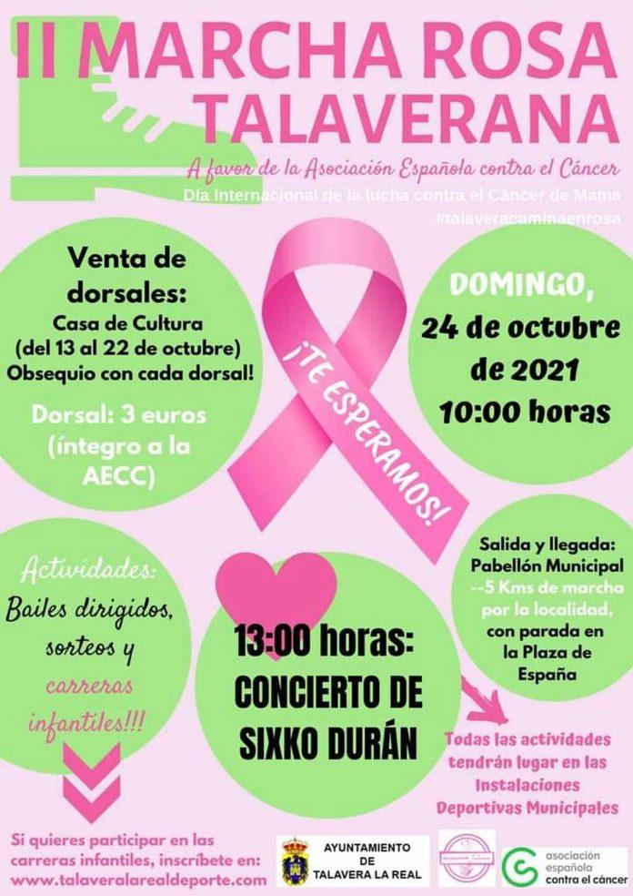 Imagen del Evento II Marcha Rosa Talaverana 2021