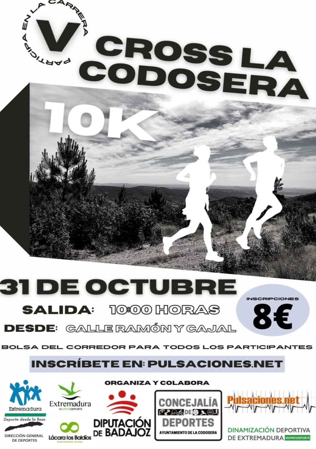 Imagen del Evento V Cross La Codosera