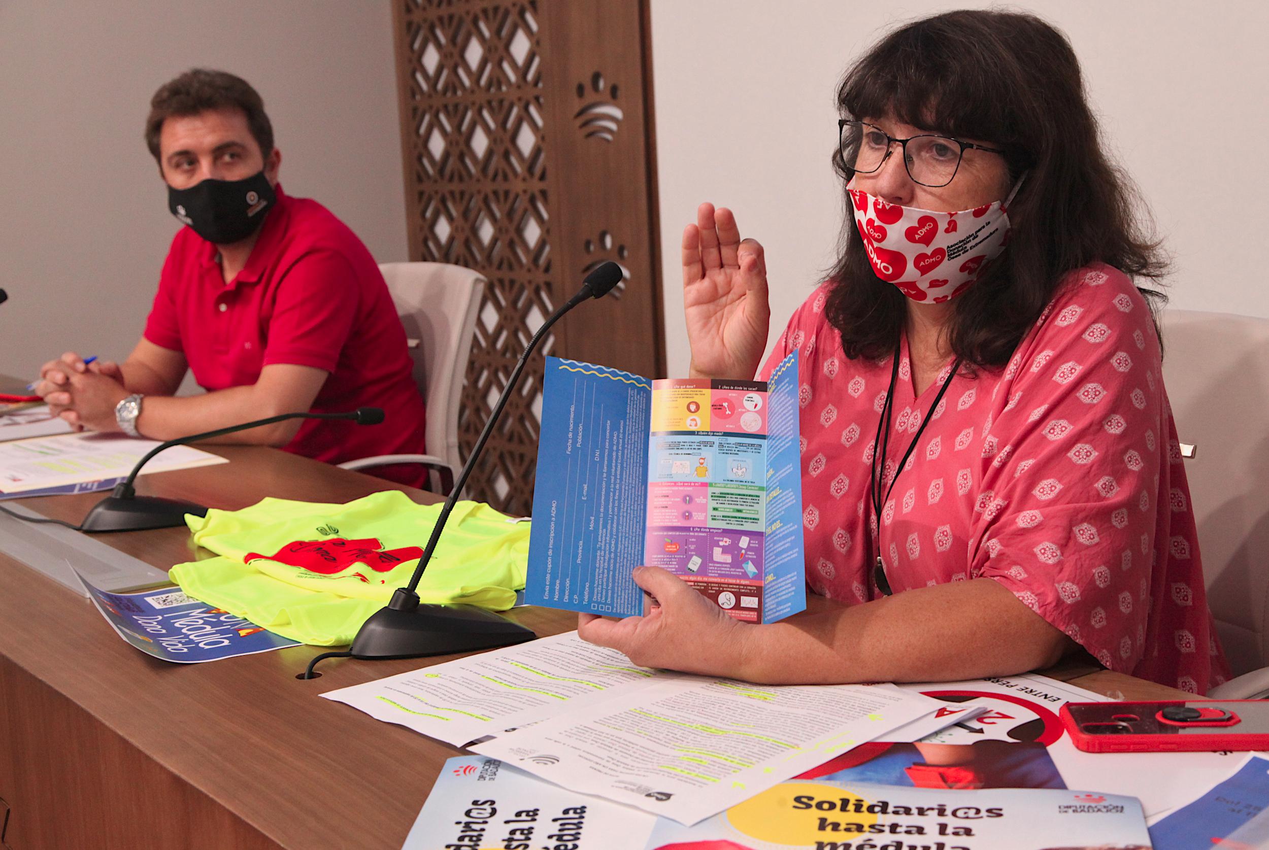 Imagen de la noticia Almendralejo acogerá este año la campaña visual 'Dona mé?>