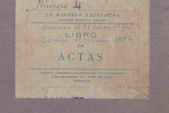 Imagen de la noticia: Archivos municipales de Peraleda del Zaucejo y Mag ...