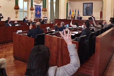 Imagen de la noticia: La Diputación aprueba en pleno su  adhesión a la ...