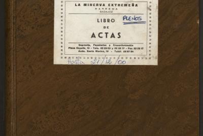 Imagen de la noticia: Valdelacalzada entre 1974 y 2013 ...