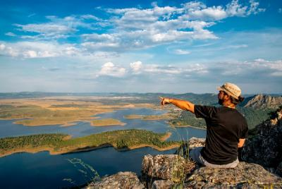 Imagen de la noticia: La Reserva de la Biosfera de La Siberia promueve u ...