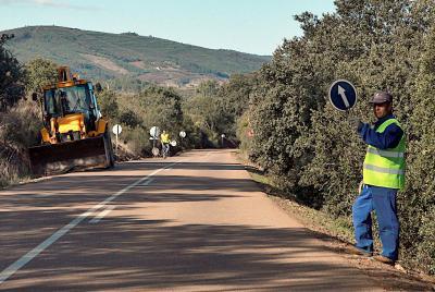 Imagen de la noticia: Cortes intermitentes en la Carretera Provincial BA ...