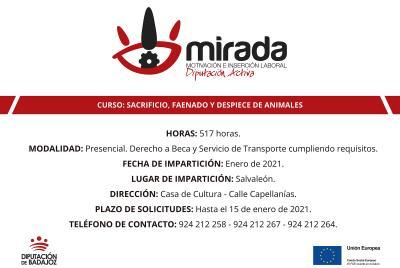 Imagen de la noticia: Diputación de Badajoz iniciará en Salvaleón un  ...