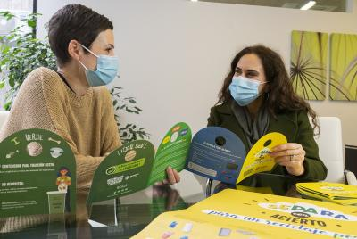 """Imagen de la noticia: La campaña """"Separar con acierto para un recicla ..."""