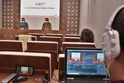 Imagen de la noticia: El Área de Transformación Digital y Turismo cont ...
