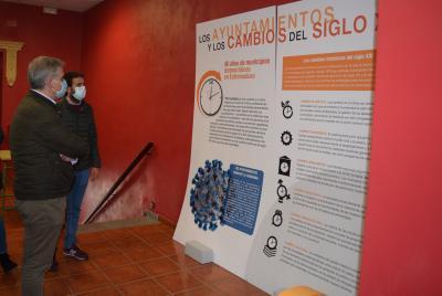 Imagen de la noticia: La exposición 'Los Ayuntamientos y los cambios de ...