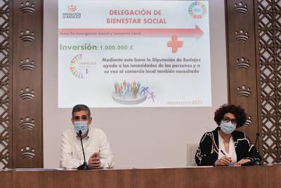 Imagen de la noticia: Bienestar Social de la Diputación destina más de ...