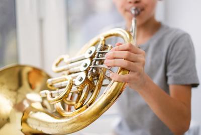 Imagen de la noticia: Los alumnos de viento del Conservatorio Superior o ...