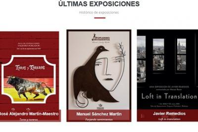 Imagen de la noticia: La sala de exposiciones Vaquero Poblador de la Dip ...