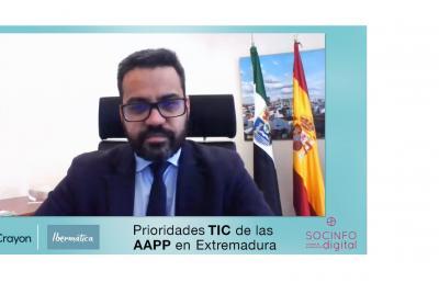Imagen de la noticia: Manuel J. González Andrade interviene en la jorna ...