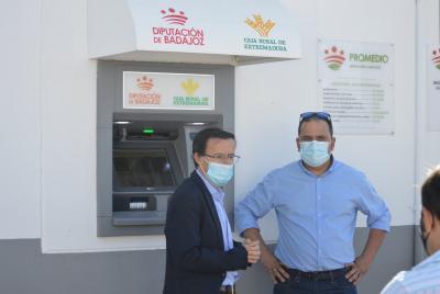 Imagen de la noticia: Los cajeros automáticos instalados en los pueblos ...