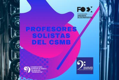 Imagen de la noticia: La OEX y la Banda Municipal de Música de Badajoz  ...