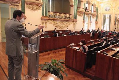 Imagen de la noticia: Miguel Ángel Gallardo agradece a las federaciones ...