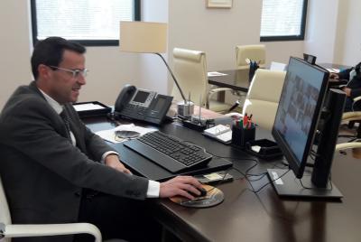 Imagen de la noticia: Miguel Ángel Gallardo es elegido presidente de FE ...