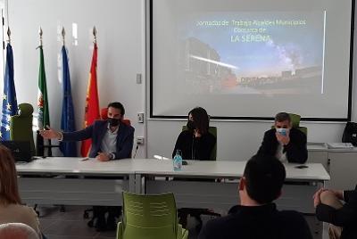 Imagen de la noticia: Regidores municipales de La Serena se reúnen con  ...
