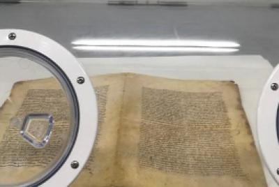 Imagen de la noticia: Restauración del patrimonio documental municipal ...