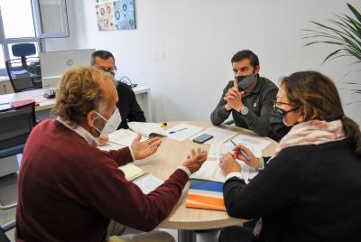 Imagen de la noticia: La Diputación de Badajoz elabora un plan de acci� ...