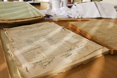 Imagen de la noticia: Nuestra historia a través de los archivos municip ...