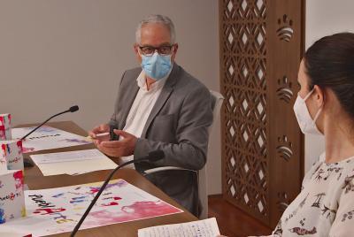 Imagen de la noticia: La Diputación llevará la creación artística en ...