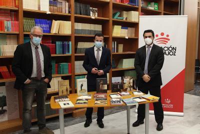 Imagen de la noticia: La Diputación de Badajoz y la Fundación José Ma ...