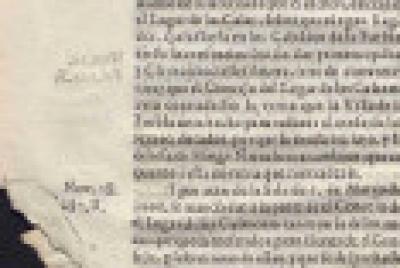 Imagen de la noticia: La restauración del patrimonio documental por la  ...