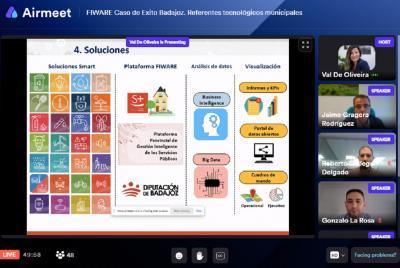 Imagen de la noticia: La Diputación muestra su proyecto de digitalizaci ...
