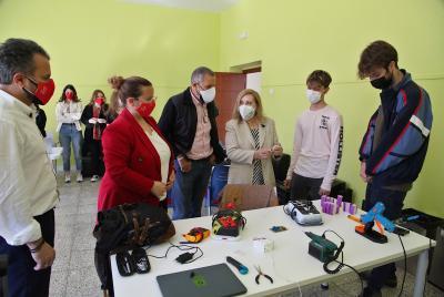Imagen de la noticia: La Diputación de Badajoz y AOEX firman un conveni ...