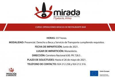 Imagen de la noticia: La Diputación de Badajoz iniciará una acción fo ...